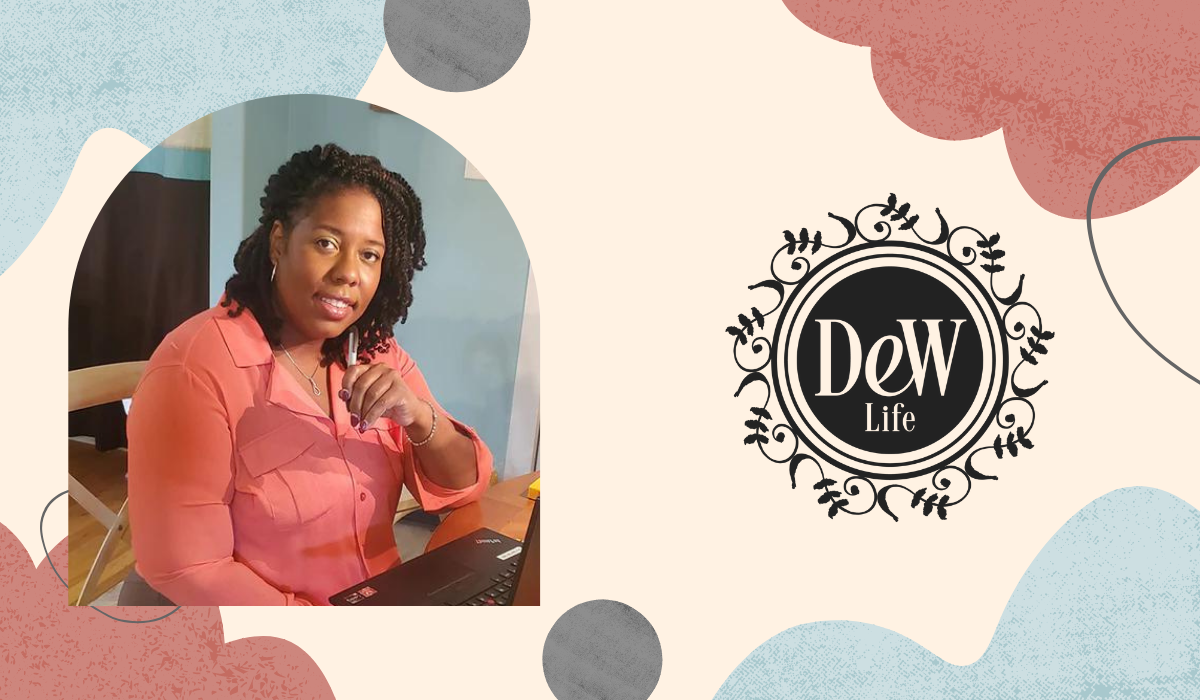 """Featured image for """"DeW Dish with Tameka Schley Lee, BSDH, RDH"""""""